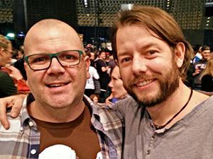 Martin und Matthias